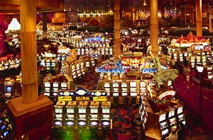 list of slot machines at foxwoods casino